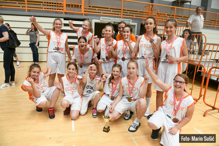PH U12: Trešnjevka 2009 i Cedevita osvojili naslove prvaka