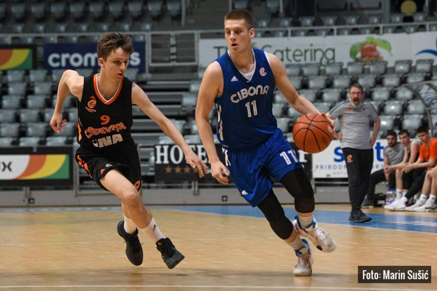 PH mlađih kategorija: U17 prvaci Hrvatske su kadeti Cibone!