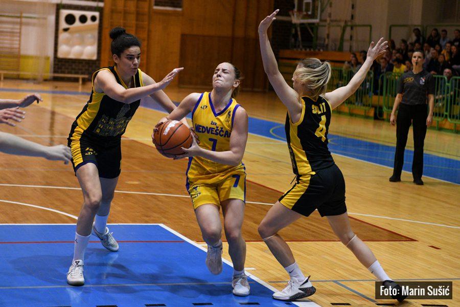 Prva ženska liga: Medveščak uvjerljivom igrom do 2:1 u završnici doigravanja