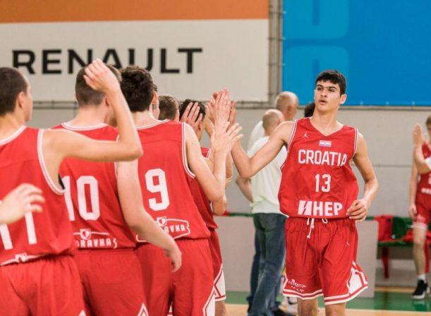 U15 Litva-HR1 21-6-19