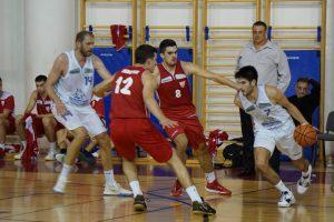 Prva muška liga (3. kolo): Samoborci bolji od Dubrovnika