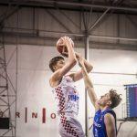 Sportska Hrvatska U20 reprezentacija: ceska tricama zaustavila pobjednicki niz Hrvatske